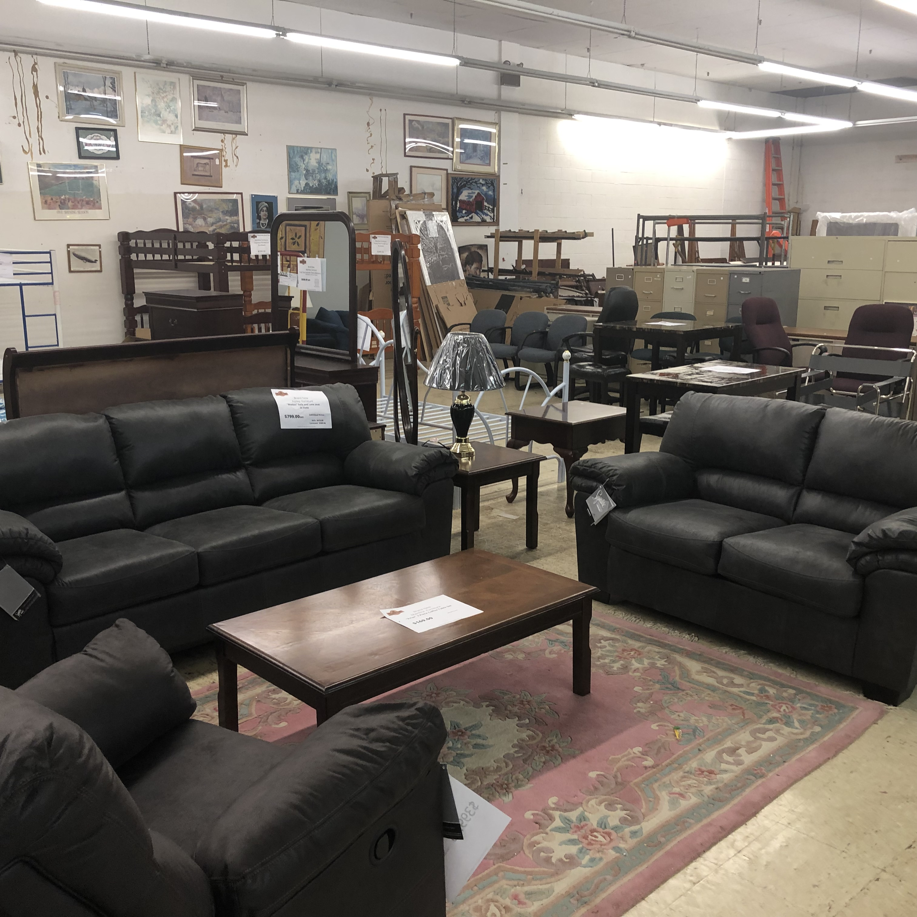Wondrous Living Room Brand New Ashley Bladen Sofa And Loveseat Set Gmtry Best Dining Table And Chair Ideas Images Gmtryco